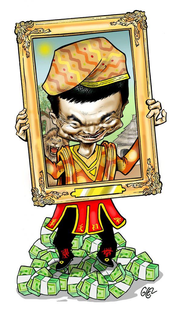 Chine-Afrique : et voilà Alibaba !