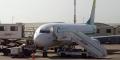 Un Boeing 737 de la Mauritania Airlines, ici à l'aéroport de Casablanca au Maroc