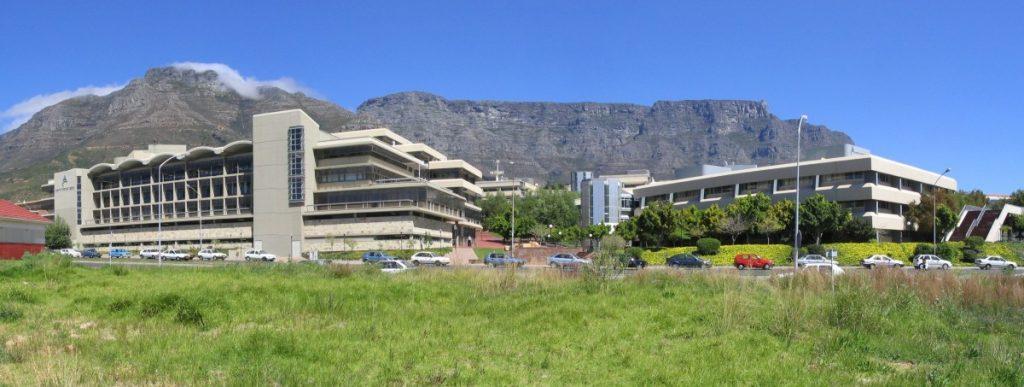 Campus de l'université de technologie de Cape Peninsula