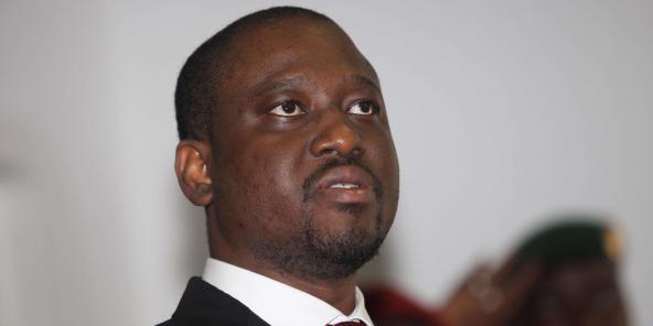 L'ancien président de l'Assemblée nationale, à l'époque Premier ministre, en 2010, à Abidjan.