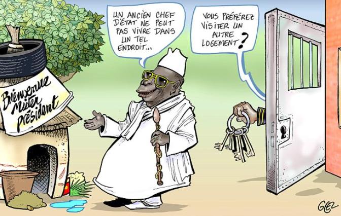 Le retour de Jammeh en Gambie