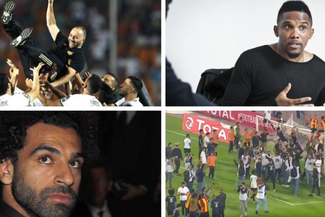 Les tops et les flops du football africain en 2019