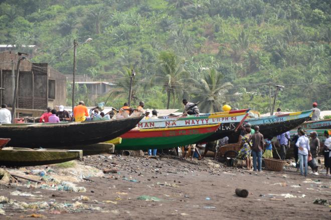 Cameroun : un pétrolier grec attaqué dans le port de Limbé, huit marins enlevés