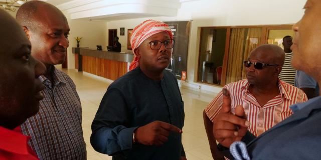 Guinée-Bissau : Umaro Sissoco Embaló rend visite à Denis Sassou Nguesso