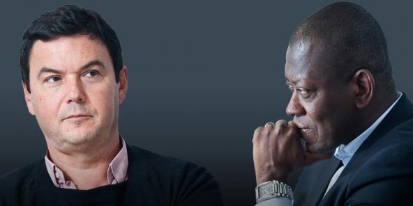 Thomas Piketty et Kako Nubukpo.