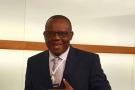 Grégoire Ndjaka, directeur général de l'Union africaine de radiodiffusion (UAR)