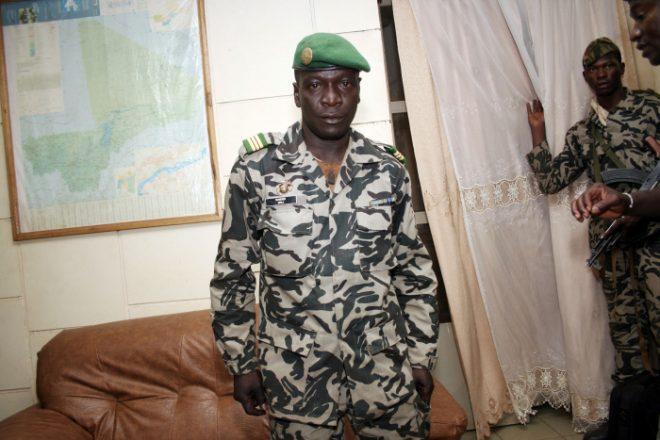Mali : l'ex-putschiste Amadou Sanogo sort par la petite porte