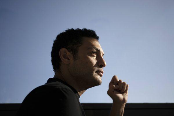 Mohamed Ali, un entrepreneur du BTP réfugié en Espagne.
