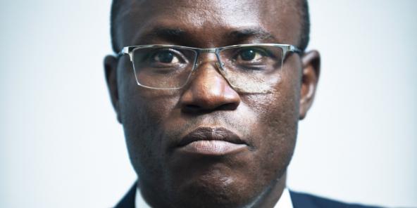 Abdoulaye Soma, à Paris, le 11décembre 2019.