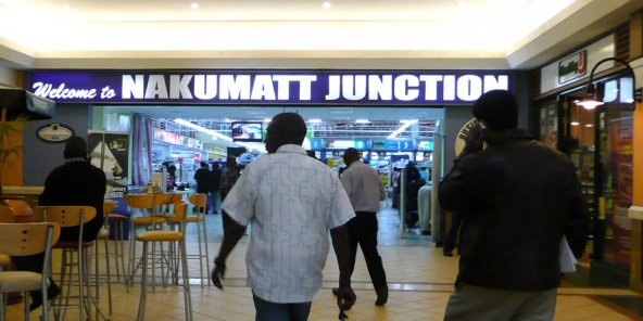 Nakumatt Junction, Nairobi