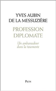Profession diplomate, un ambassadeur dans la tourmente - Yves Aubin De La Messuzière