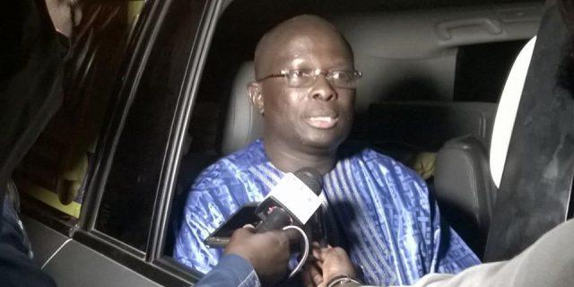 Mamadou Diagne Fada, directeur général de Sonacos.