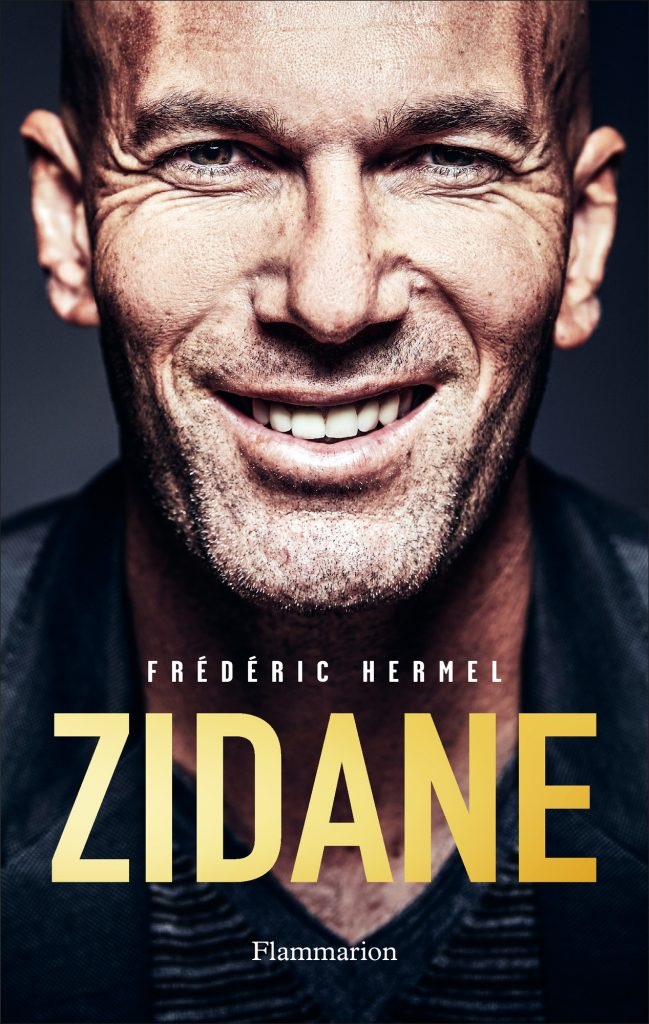 Zidane, de Frédéric Hermel, Flammarion, 280pages, 19,90euros