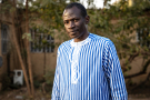 Alain Siri, secrétaire permanent du PNDES, dans son bureau à Ouagadougou, le 13 janvier 2020. © Olympia de Maismont pour JA