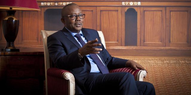 Guinée-Bissau - Umaro Sissoco Embaló : « Alpha Condé, Macky Sall, Compaoré, Sassou Nguesso, Kadhafi et moi »