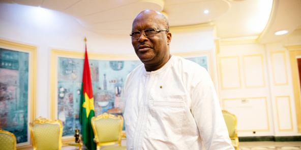 Burkina Faso : Roch Marc Christian Kaboré sur le pied de guerre – Jeune  Afrique