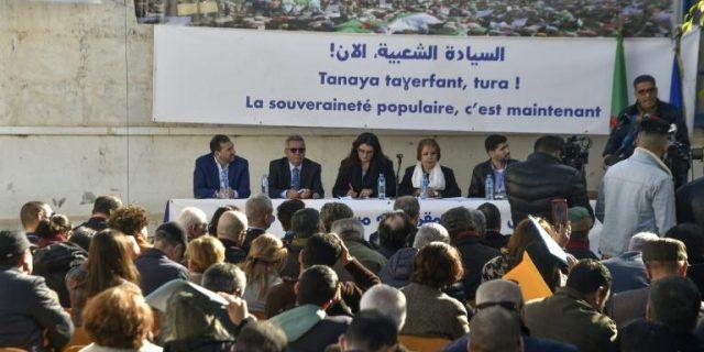 Algérie : un an après, les organisations du « Hirak » resserrent les rangs