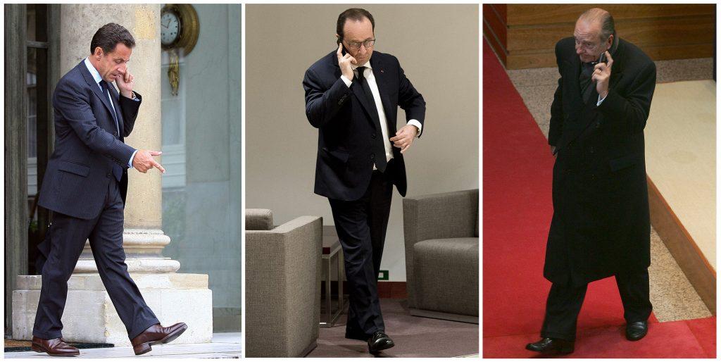 Les présidents français Nicolas Sarkozy, François Hollande et Jacques Chirac utilisaient Teorem, le téléphone de Thales.