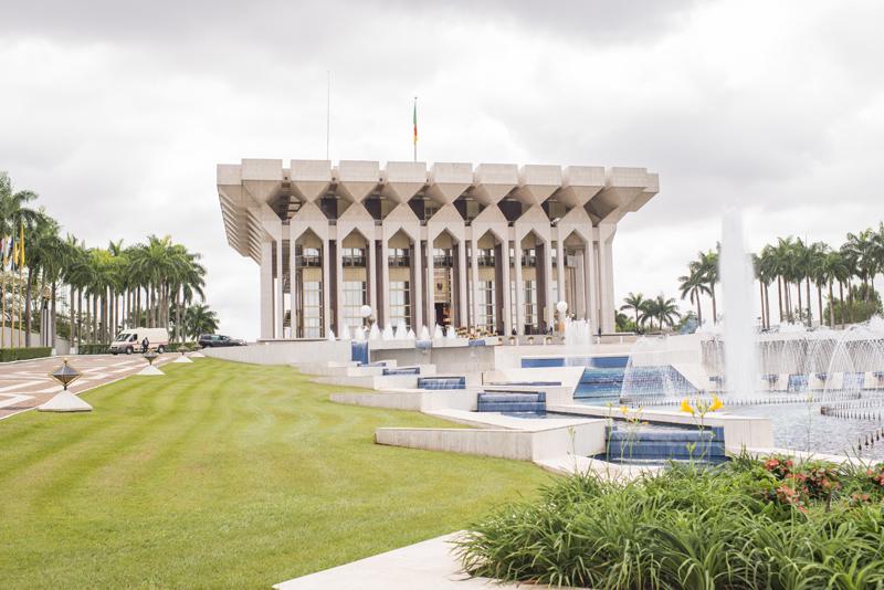 Le palais présidentiel, à Yaoundé, équipé de technologies d'interception des communications