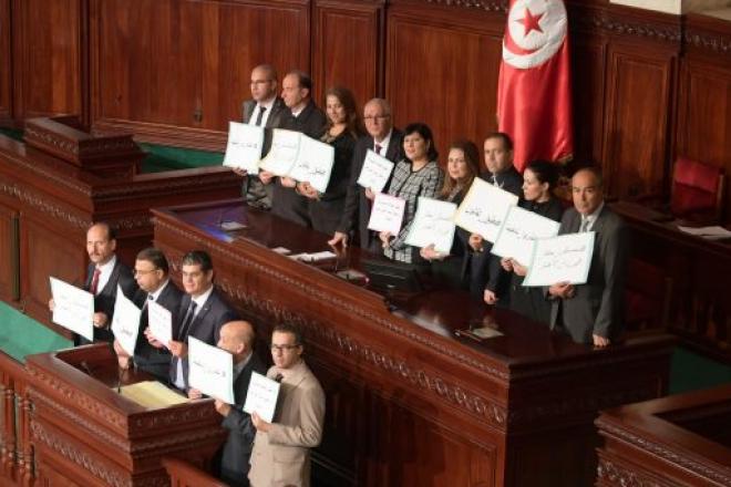 En Tunisie, les discours populistes s'invitent dans l'hémicycle