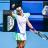 Ons Jabeur à l'Open australien de tennis de Melbourne
