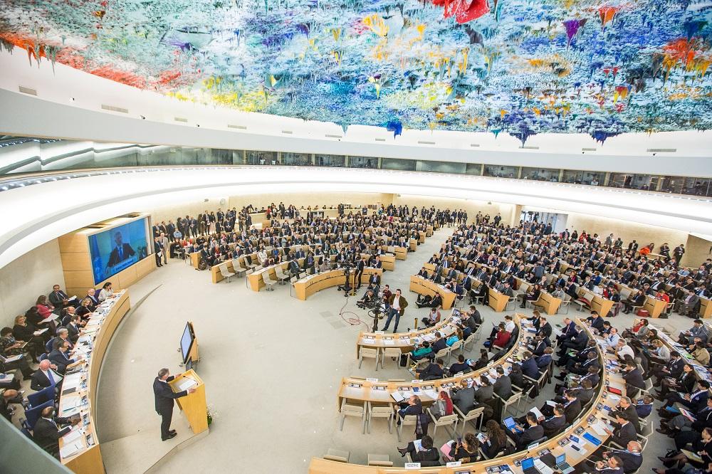Le Haut-Commissariat des Nations unies aux droits de l'homme.
