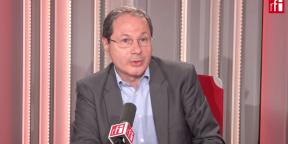 L'économiste Alain Karsenty, à RFI, le 31 janvier 2020.