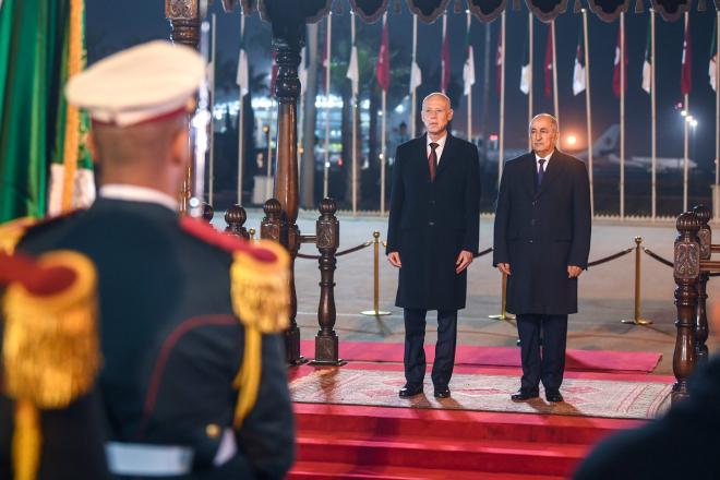 """Crise libyenne, """"deal du siècle"""", antiterrorisme... Alger et Tunis à l'unisson"""