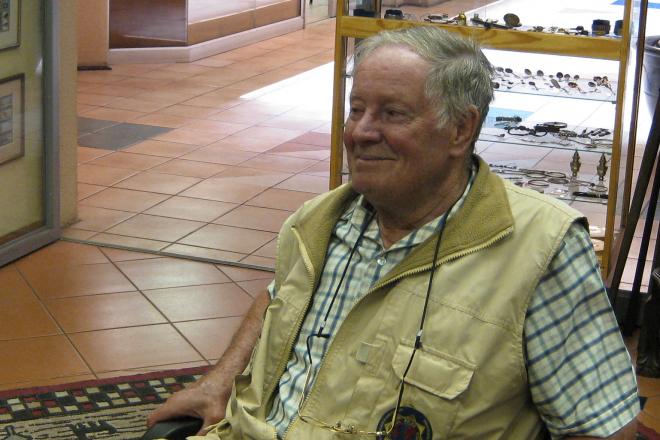 Le célèbre mercenaire Mike Hoare meurt en Afrique du Sud à l'âge de 100 ans
