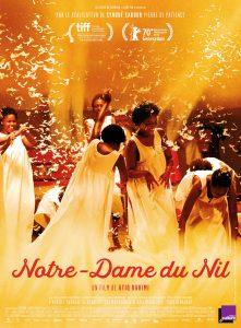 Notre-Dame du Nil, d'Atiq Rahimi (sortie en France le 5février)