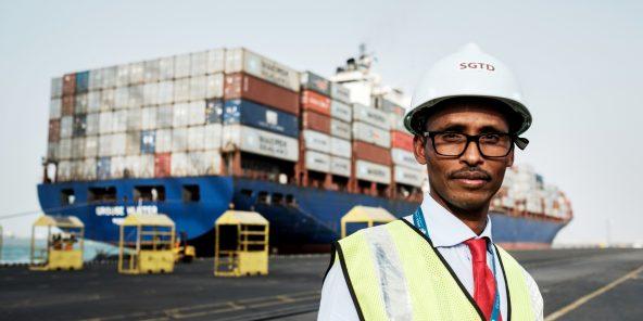Abdillahi Adaweh Sigad, ancien inspecteur du Trésor et ex-contrôleur de gestion de Total, est en poste depuis bientôt deux ans.