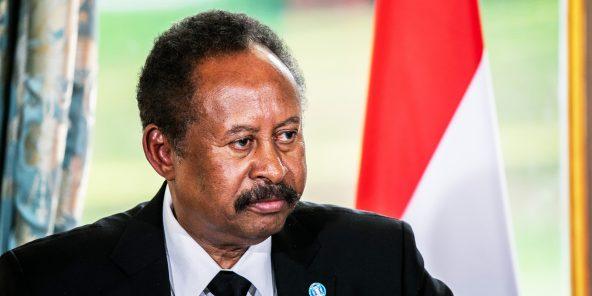 Abdallah Hamdok est Premier ministre depuis le 21août.