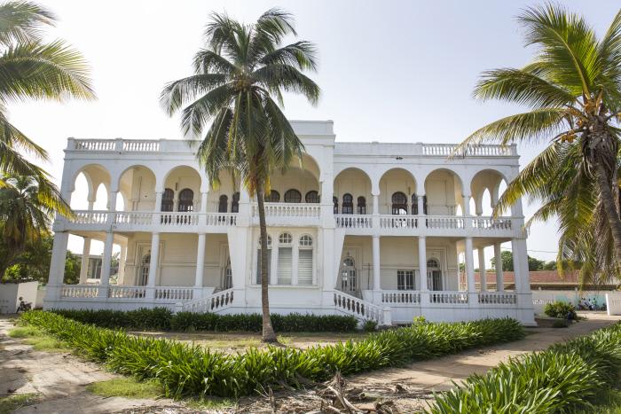 La rénovation du palais et de son jardin a coûté à l'État plus de 3,6 millions d'euros