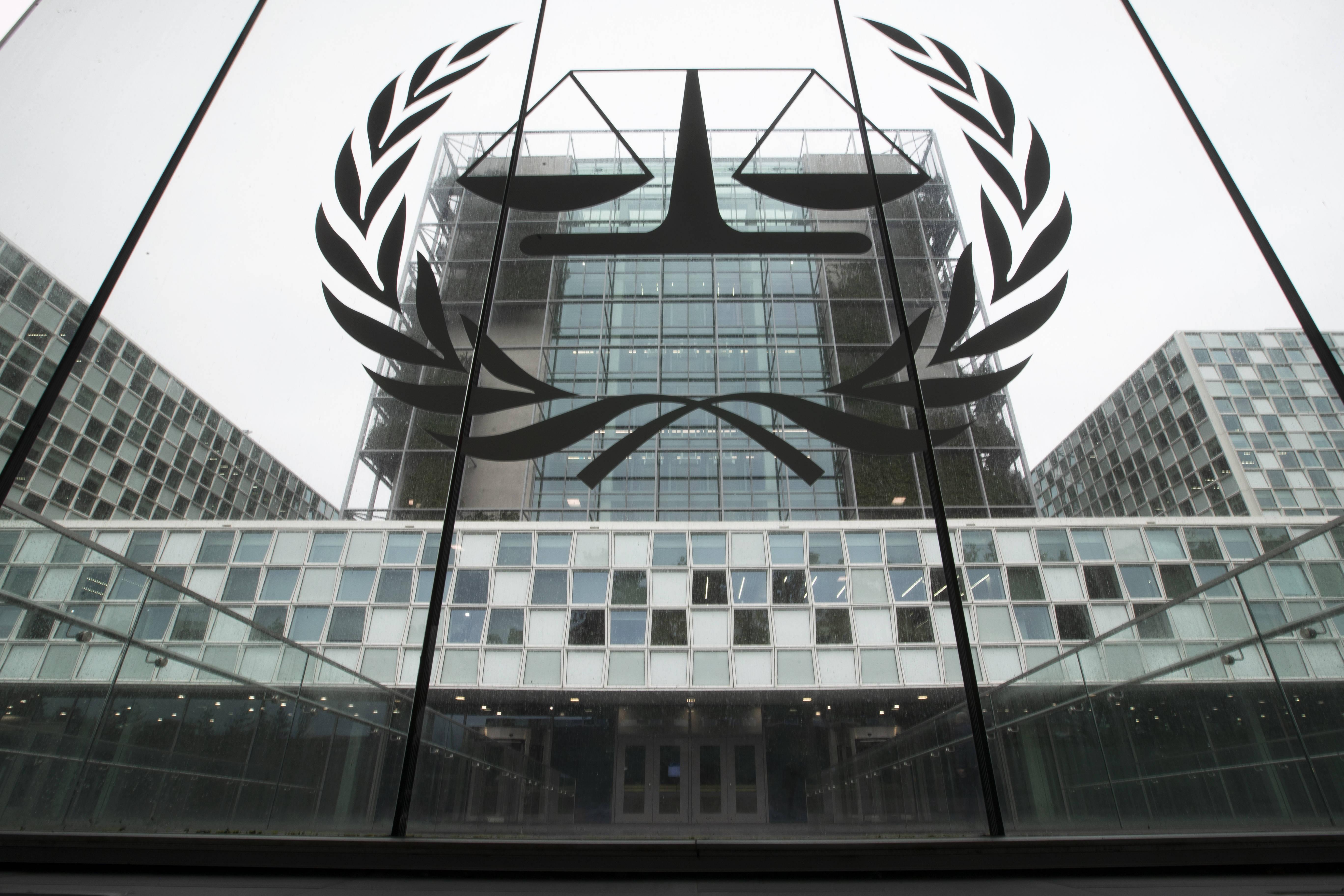 Les locaux de la CPI, à La Haye.
