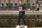 Petit Afro, danseur et chorégraphe, àAmsterdam, le20octobre 2019.