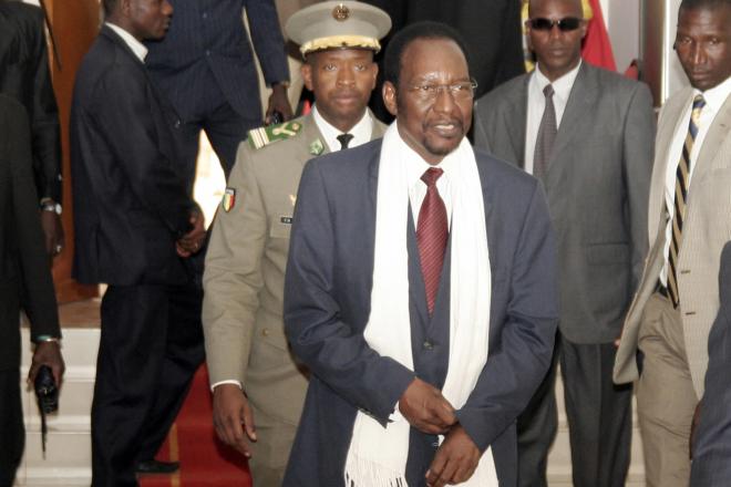 Dialogue avec les jihadistes au Mali : ce qu'il faut savoir sur Dioncounda Traoré, haut représentant d'IBK