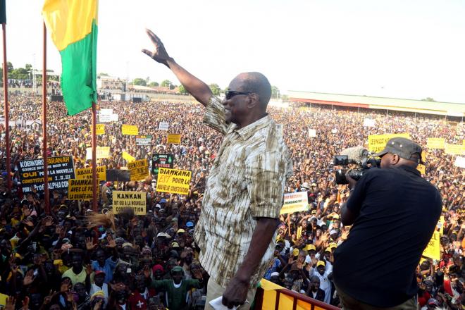 Guinée : de l'électricité dans l'air à Kankan, le fief d'Alpha Condé