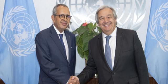 Pourquoi Moncef Baati, l'ambassadeur tunisien à l'ONU, a été limogé – Jeune Afrique