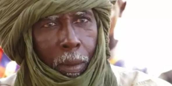 Sadou Yehia dans le reportage dans le nord-est du Mali diffusé par France 24.