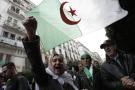 Des manifestants algériens à Alger, le 13 décembre 2019.