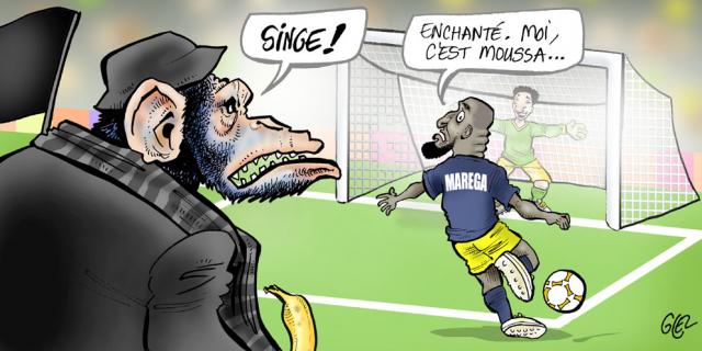 [Chronique] Racisme dans le foot : le geste plein de panache du Malien Moussa Marega – Jeune Afrique