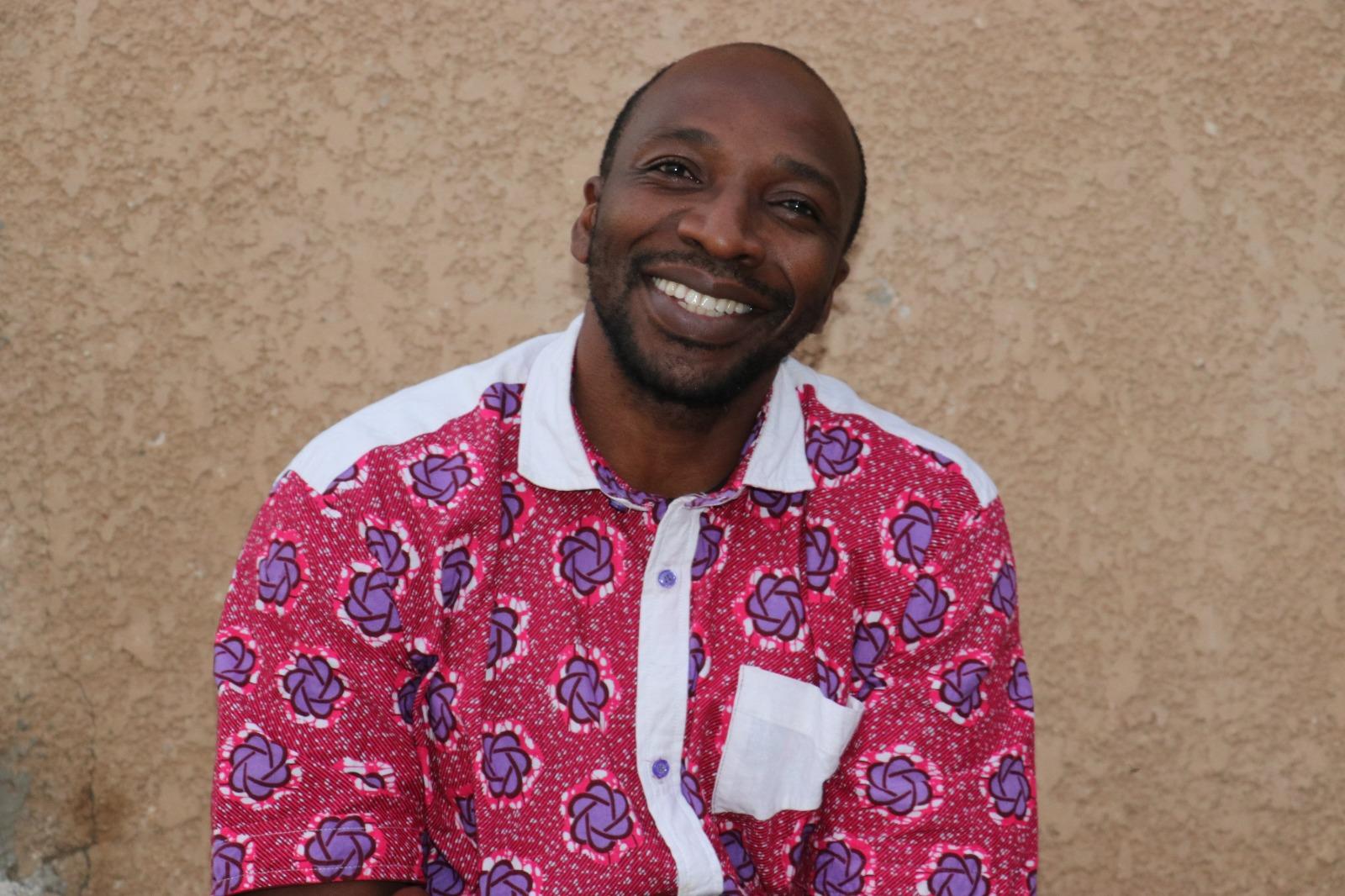 Le journaliste congolais Jacques Matand Diyambi.