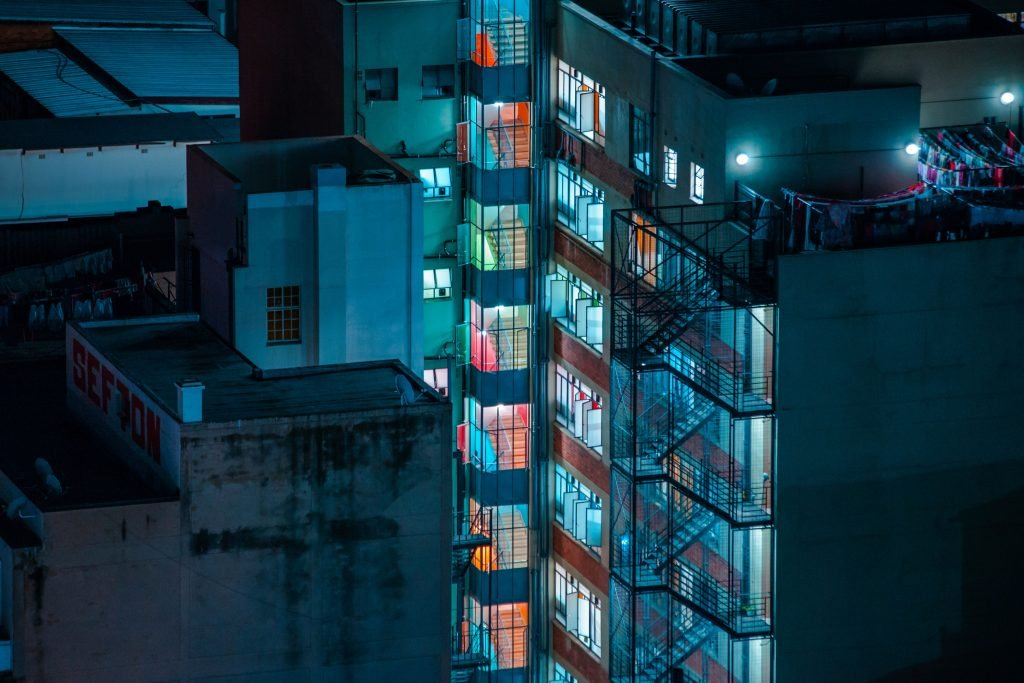 Nightscapes, 2018, de Elsa Bleda.