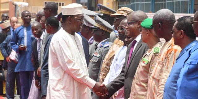Sommet G5 Sahel : Kaboré cède la présidence au Mauritanien Ghazouani – Jeune Afrique