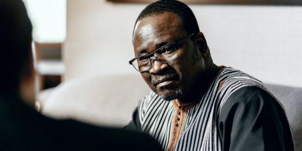 Yacouba Isaac Zida, l'ancien Premier ministre du régime de transition burkinabè, à Montréal, le 11juin 2019.