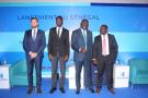 Cérémonie de lancement de Biogaran, le 19 février 2020 à Dakar.