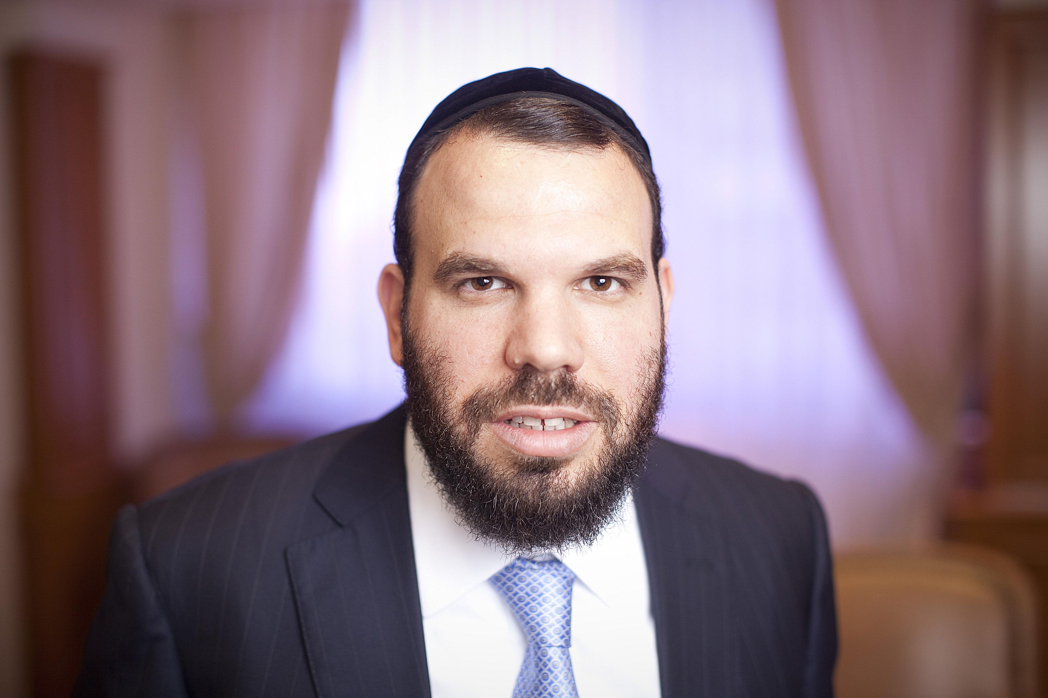 L'homme d'affaires israélien Dan Gertler, en 2012.