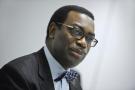Akinwumi Ayodeji Adesina, directeur général de la BAD