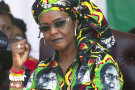 L'ex-première dame Grace Mugabe.