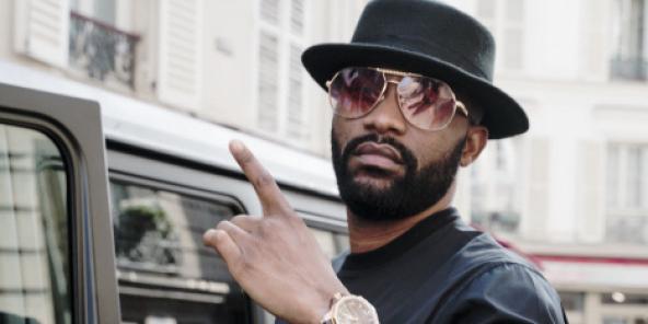 Le chanteur congolais Fally Ipupa, le 20 septembre à Paris.